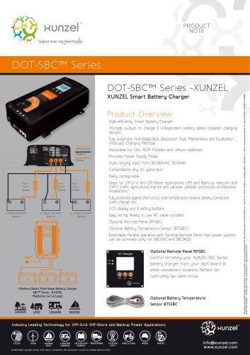 DOT-SBC™ Series
